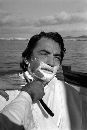 """John Huston's film """" Moby Dick"""",1954.-Erich Lessing-Photographic Print"""