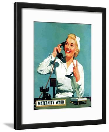 """""""Maternity Ward,"""" December 14, 1940"""