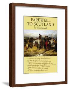 Farewell To Scotland by John Imlach
