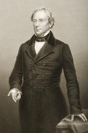 Edward Everett (1794-1865) Engraved by D.J. Pound from a Photograph, from 'The Drawing-Room of…