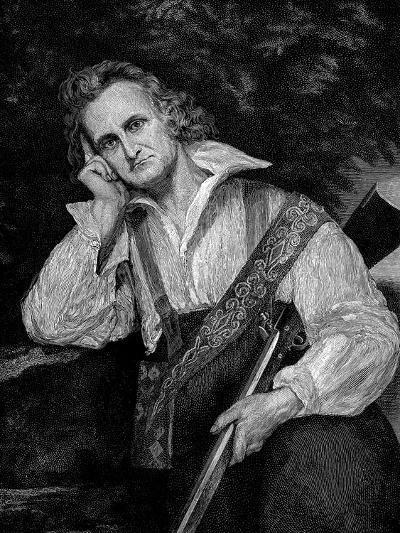 John James Audobon (1780-185), American Ornithologist and Artist--Giclee Print