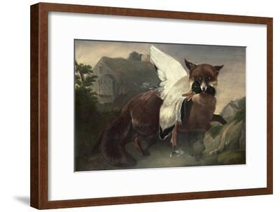 Fox and Goose, C.1835