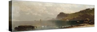 Mist Rising off the Coast