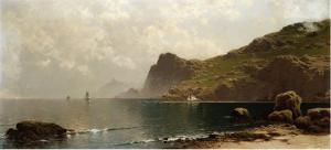 Mist Rising off the Coast by John James Audubon