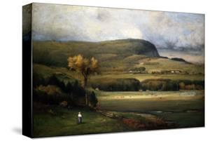 New England Valley, 1878 by John James Audubon