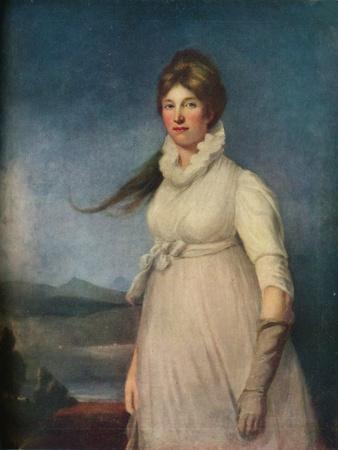 'Mrs Chandler', c1815