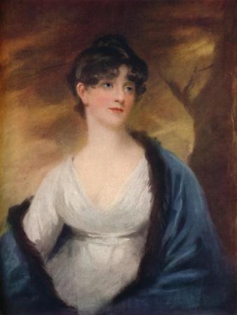 'Mrs. Mountain', 1802, (1922)