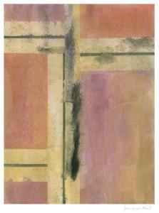 Charred Surfaces III by John Joseph Albert