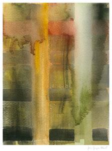 Charred Surfaces X by John Joseph Albert