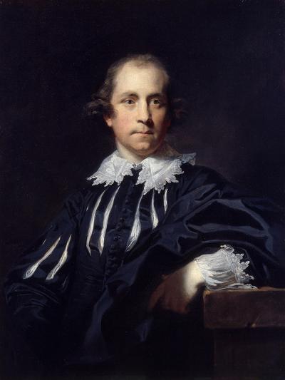 John Julius Angerstein, 1765-Sir Joshua Reynolds-Giclee Print