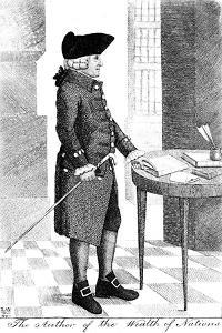Adam Smith (1723-179), Scottish Philosopher and Economist, 1790 by John Kay