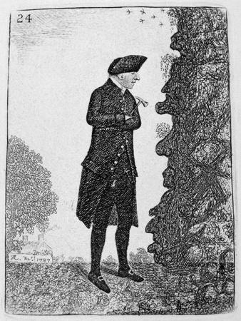 James Hutton, Scottish Geologist, 1787