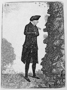James Hutton, Scottish Geologist, 1787 by John Kay