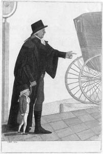 Joseph Boruwlaski by John Kay