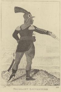 Portrait of Toussaint Louverture by John Kay