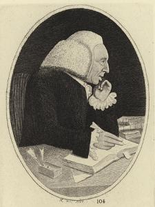 Portrait of William Cullen by John Kay