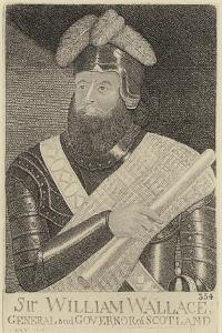 Portrait of William Wallace by John Kay