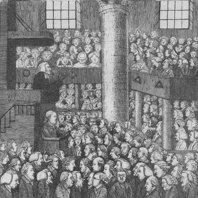 Sleepy Congregation, 1785