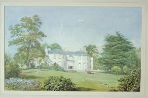 Bohun Lodge, New Barnet by John Keay