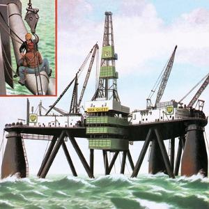 North Sea Oil by John Keay