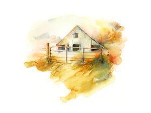 Barn in Pleasant Hill 1, 2016 by John Keeling