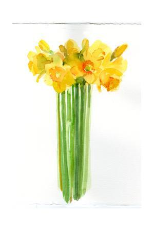 Daffodil Bunch, 2014 by John Keeling