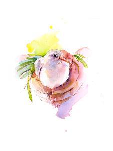 Dove of Peace, 2016 by John Keeling