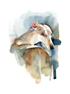 Greyhound Hope, 2016 by John Keeling
