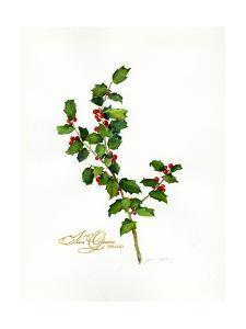 Holly Botanical, 2013 by John Keeling