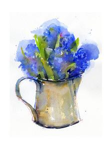 Hyacinth in Pitcher, 2014 by John Keeling