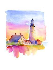 Lighthouse, 2014 by John Keeling