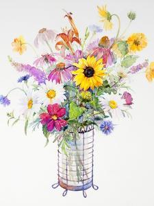 Mixed Bouquet, 2013 by John Keeling
