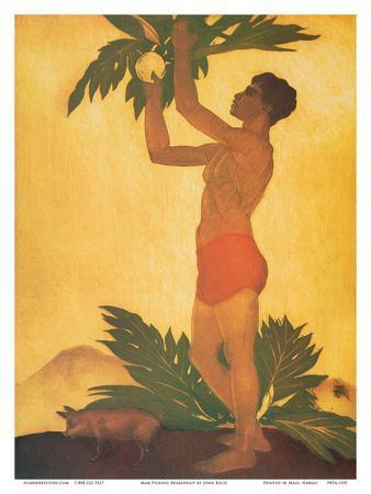 Breadfruit Boy - Hawaii