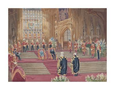 The Presentation of the Jubilee Address