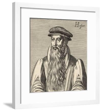 John Knox Scottish Protestant Divine--Framed Giclee Print