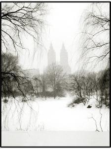 Central Park Snow by John Kuss
