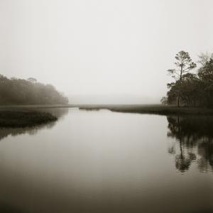 Neptune Beach Marsh by John Kuss