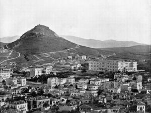Athens, Greece, 1893 by John L Stoddard
