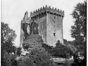 Blarney Castle, Ireland, 19th Century by John L Stoddard