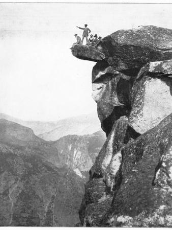 Glacier Point, Yosemite Valley, California, USA, Late 19th Century