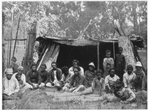 Natives of Queensland, Australia, Late 19th Century by John L Stoddard