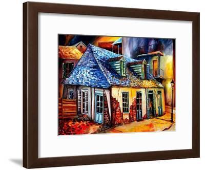 John La Fitte's Blacksmith Shop-Diane Millsap-Framed Art Print