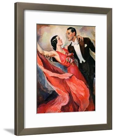 """""""Ballroom Dancing,""""April 10, 1937"""