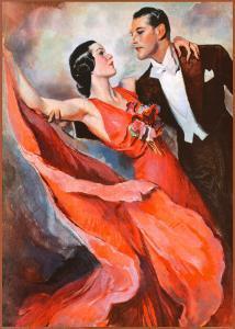 Ballroom Dancing by John LaGatta