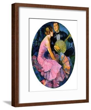 """Banjo Serenade,""April 11, 1931"