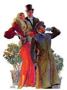 """Taxi!,""February 27, 1932 by John LaGatta"