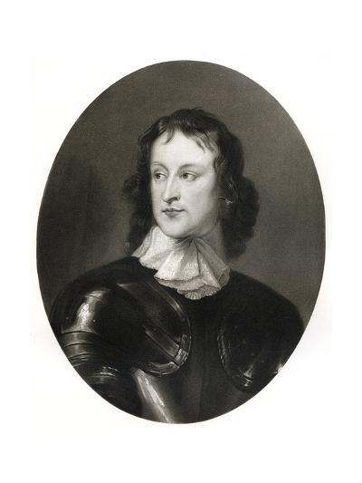 John Lambert, English Soldier, 17th Century-Robert Walker-Giclee Print