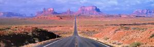 Monument Valley - Arizona by John Lawrence