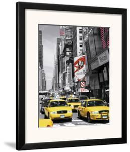 Times Square II by John Lawrence