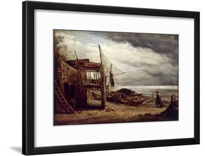 A Coast Scene, 1860